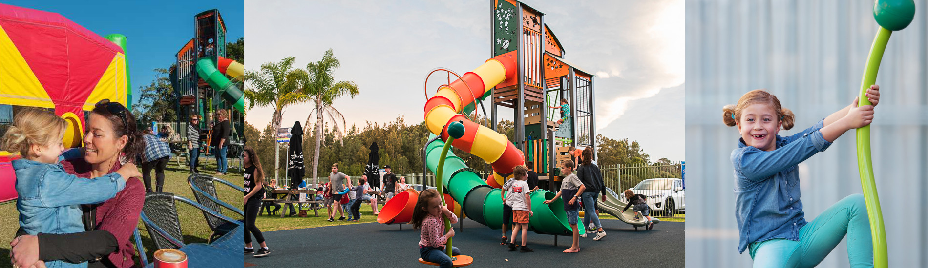 Tomakin Club playground - things to do in and around Batemans Bay for kids